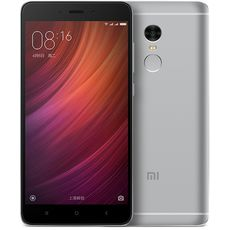 Xiaomi Redmi Note 4 64Gb+4Gb Dual LTE Grey