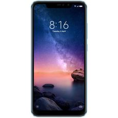 Xiaomi Redmi Note 6 Pro 32Gb+3Gb Dual LTE Blue (Global) - Цифрус