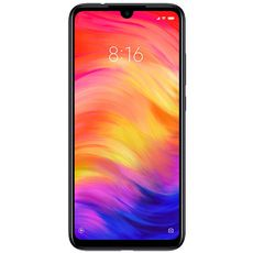 Xiaomi Redmi Note 7 (Global) 64Gb+4Gb Black - Цифрус