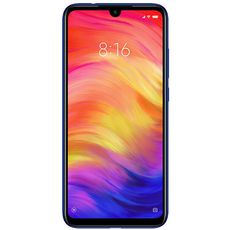Xiaomi Redmi Note 7 Pro 64Gb+4Gb Dual LTE Blue (Global)