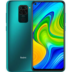 Xiaomi Redmi Note 9 3/64Gb (NFC) Dual LTE Green (Global)