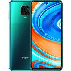 Xiaomi Redmi Note 9 Pro 64Gb+6Gb Dual LTE Green (Global)