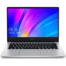 Xiaomi RedmiBook 14 Enhanced Edition (Intel Core i5 10210U 1600 MHz/14/1920x1080/8GB/512GB SSD/DVD нет/NVIDIA GeForce MX250 2GB/Wi-Fi/Bluetooth/Windows 10 Home) серебристый