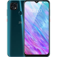 ZTE Blade 20 Smart 128Gb+4Gb Dual LTE Green (РСТ)