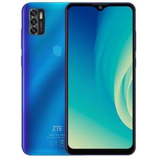 ZTE Blade A7s (2020) 64Gb+3Gb Dual 4G Blue (РСТ)