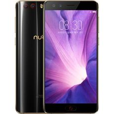 ZTE Nubia Z17 Mini S 64Gb+6Gb Dual LTE Black Gold - Цифрус
