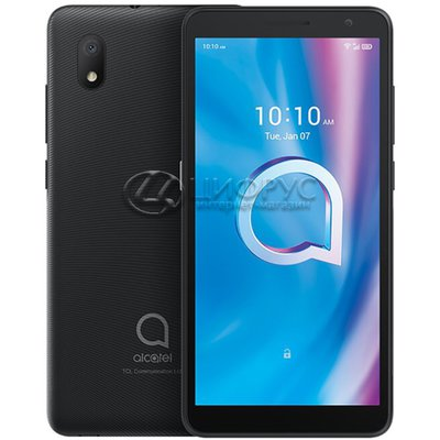 Alcatel 1B (2020) 5002D Black - Цифрус
