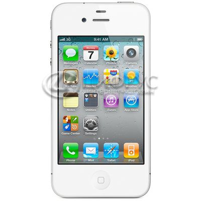 Apple iPhone 4 16Gb White - Цифрус