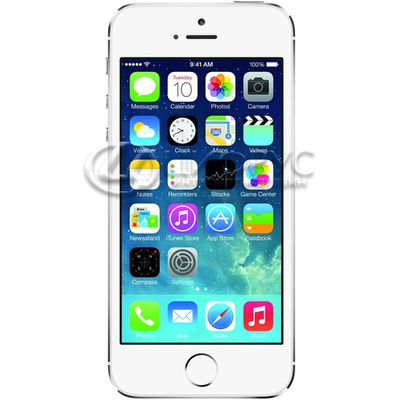 Apple iPhone 5S 64Gb Silver - Цифрус