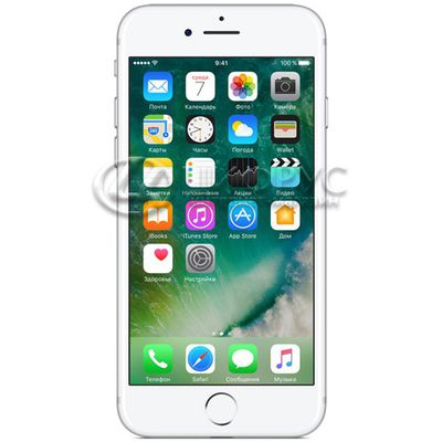 Apple iPhone 7 (A1778) 128Gb LTE Silver - Цифрус