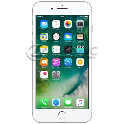 Apple iPhone 7 Plus (A1784) 128Gb LTE Silver - Цифрус