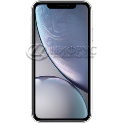 Apple iPhone XR 64Gb (A2105) White - Цифрус