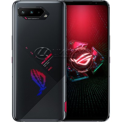 Asus ROG Phone 5 ZS673KS 256Gb+12Gb Dual 5G Black - Цифрус
