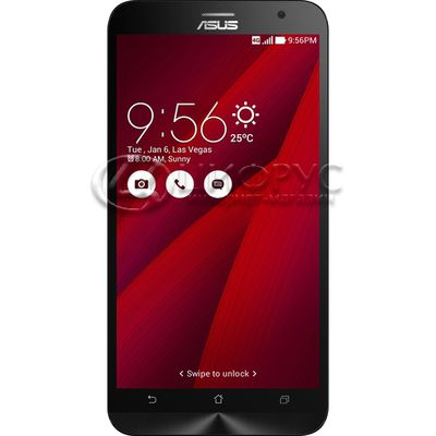 Asus Zenfone 2 ZE551ML 64Gb+4Gb Dual LTE Red - Цифрус