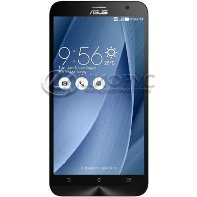 Asus Zenfone 2 ZE551ML 64Gb+4Gb Dual LTE Silver - Цифрус