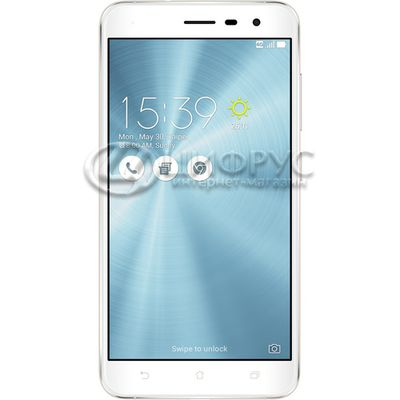 Asus Zenfone 3 ZE520KL 64Gb+4Gb Dual LTE White - Цифрус