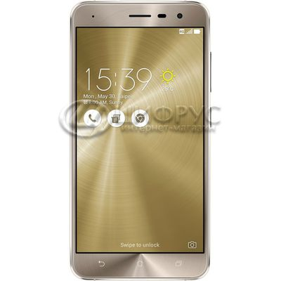 Asus Zenfone 3 ZE520KL 64Gb+4Gb Dual LTE Gold - Цифрус