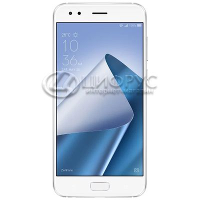 Asus Zenfone 4 ZE554KL 64Gb+6Gb Dual LTE White - Цифрус