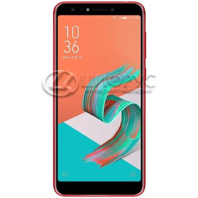 Asus Zenfone 5 Lite ZC600KL 64Gb+4Gb Dual LTE Red - Цифрус