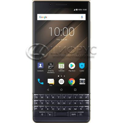 BlackBerry Key2 LE BBE100-4 64Gb+4Gb Dual LTE Champagne - Цифрус