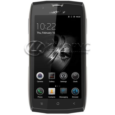 Blackview BV7000 Pro 64Gb+4Gb Dual LTE Gray - Цифрус