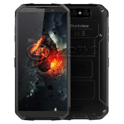 Blackview BV9500 64Gb+4Gb Dual LTE Black - Цифрус