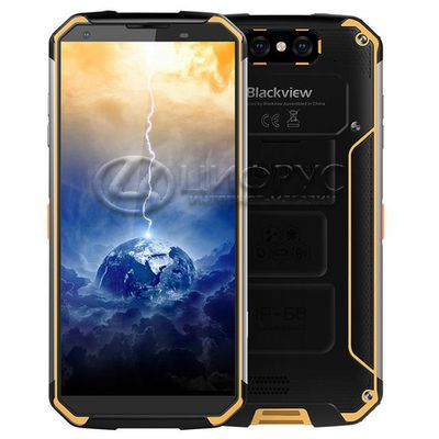 Blackview BV9500 64Gb+4Gb Dual LTE Yellow - Цифрус