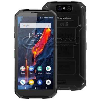 Blackview BV9500 Plus 64Gb+4Gb Dual LTE Black - Цифрус