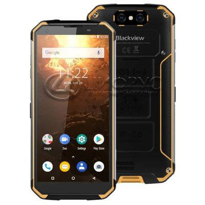 Blackview BV9500 Plus 64Gb+4Gb Dual LTE Yellow - Цифрус