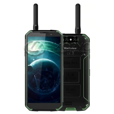 Blackview BV9500 Pro 128Gb+6Gb Dual LTE Green - Цифрус