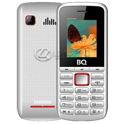 BQ 1846 One Power White Red - Цифрус