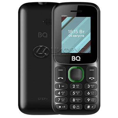 BQ 1848 Step+ Black Green - Цифрус