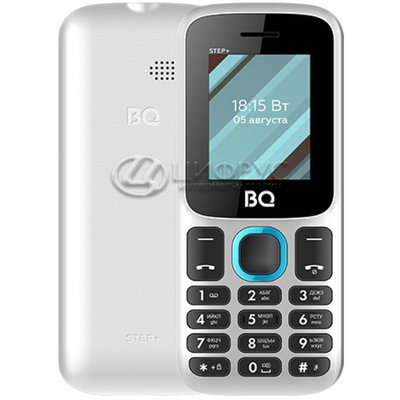 BQ 1848 Step+ White Blue - Цифрус