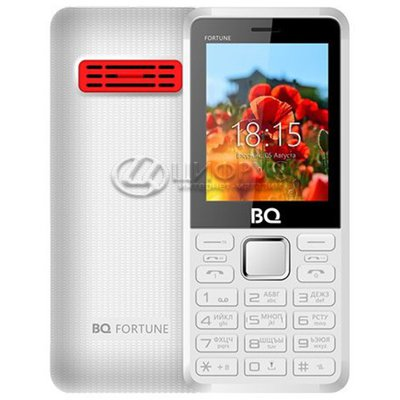 BQ 2436 Fortune Power White Red - Цифрус