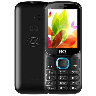 BQ 2440 Step L+ Black Blue - Цифрус