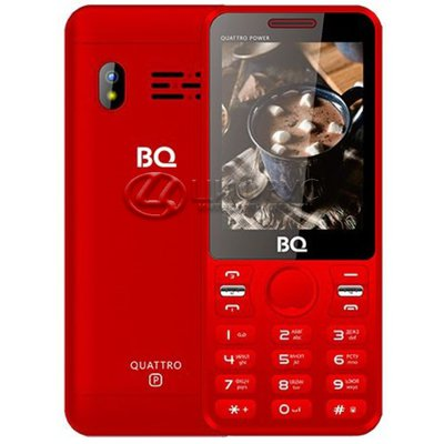 BQ 2812 Quattro Power Red - Цифрус