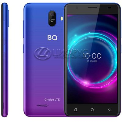 BQ 5046L Choice LTE Violet (РСТ) - Цифрус