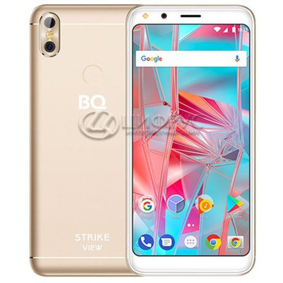 BQ 5301 Strike View Gold - Цифрус