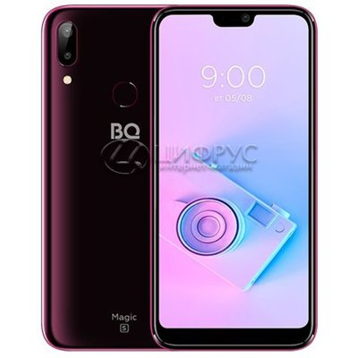 BQ 5731L Magic S Wine Red - Цифрус