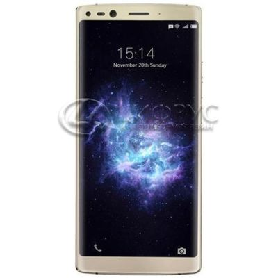 Doogee Mix 2 64Gb+6Gb Dual LTE Gold - Цифрус