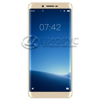 Doogee X60L 16Gb+2Gb Dual LTE Gold - Цифрус