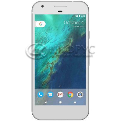 Google Pixel 128Gb+4Gb LTE Very Silver - Цифрус