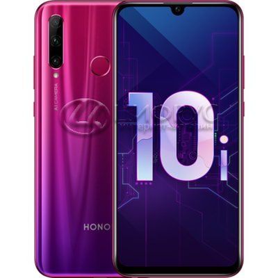 Honor 10i 128Gb+4Gb Dual LTE Red (РСТ) - Цифрус