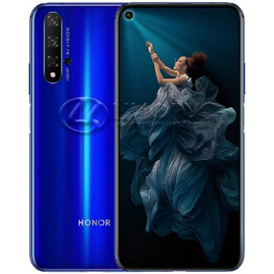 Honor 20 128Gb+6Gb Dual LTE Blue (РСТ) - Цифрус