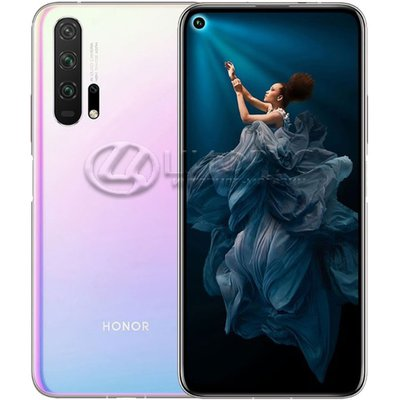 Honor 20 Pro 256Gb+8Gb Dual LTE White (РСТ) - Цифрус