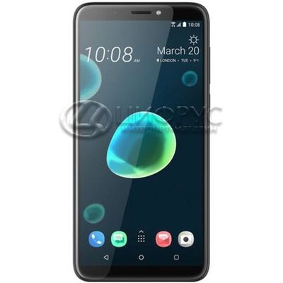 HTC Desire 12 Plus 32Gb+3Gb Dual LTE Black - Цифрус