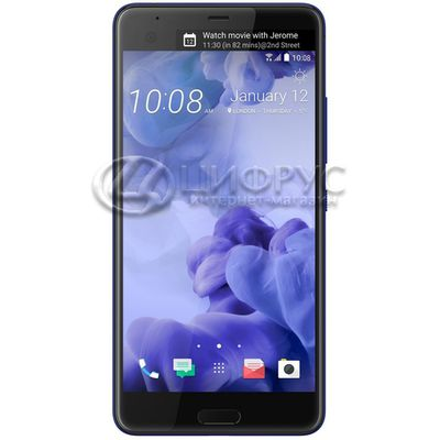 HTC U Ultra 64Gb Dual LTE Blue - Цифрус