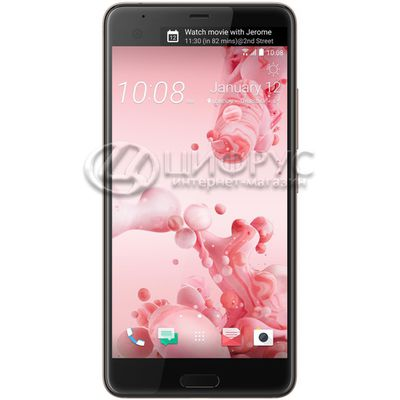 HTC U Ultra 64Gb Dual LTE Pink - Цифрус