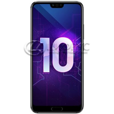 Huawei Honor 10 128Gb+6Gb Dual LTE Black - Цифрус
