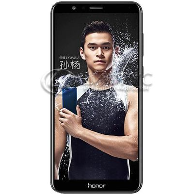Huawei Honor 7X 64Gb+4Gb Dual LTE Black - Цифрус